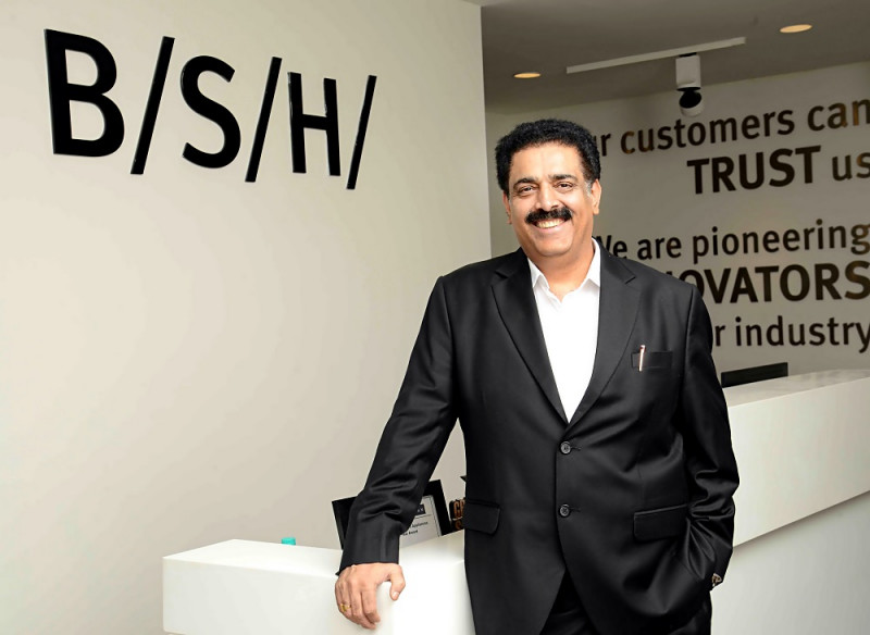 BSH Home Appliances appoints Neeraj Bahl as new MD and CEO of India