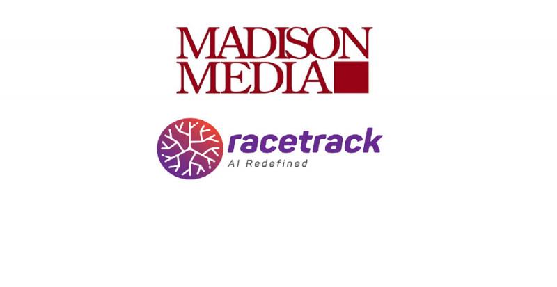 Madison Media wins Media AOR for Racetrack ai