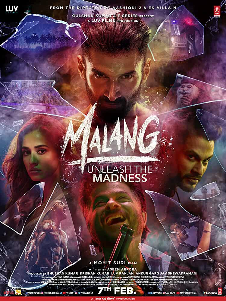 Witness The World Television Premiere Of Malang Only On Sony Max