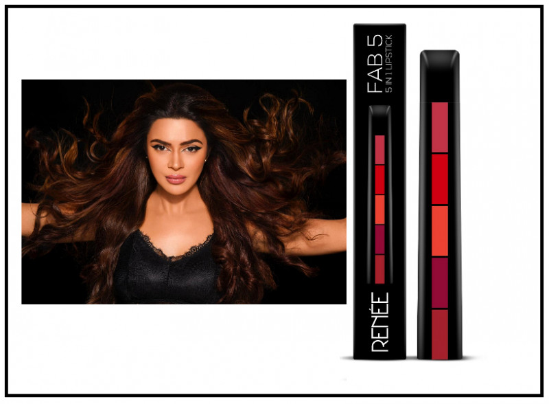 RENÉE Cosmetics Forays Into Lipstick Category