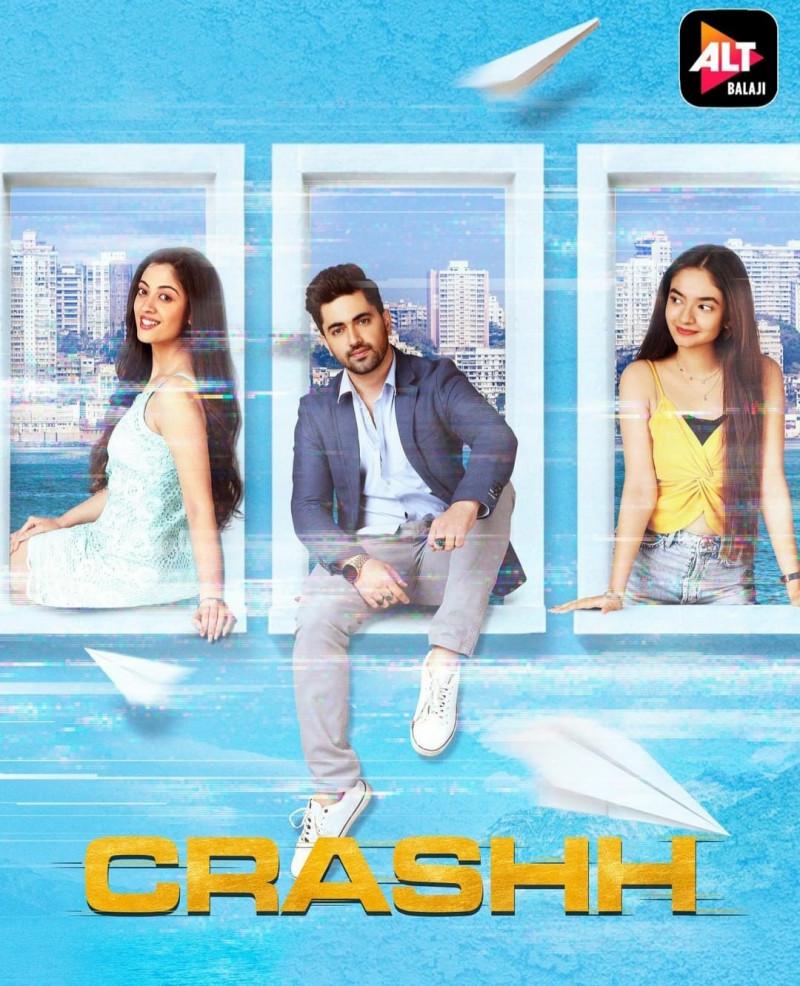 Crashh 2021 Season 1 720p 480p WEB-HD Hindi 1.5GB 500MB