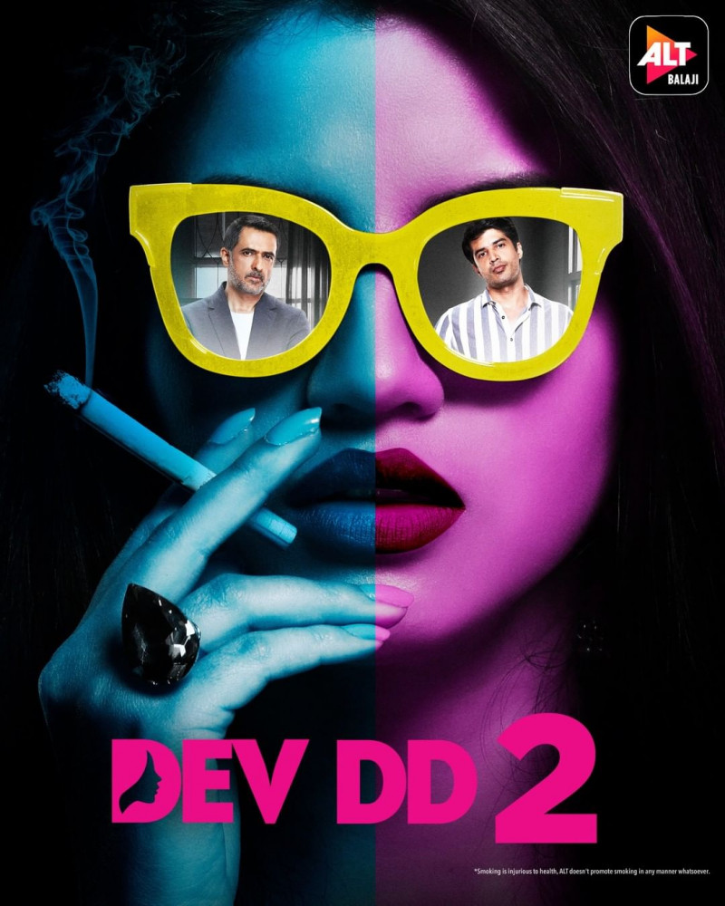 Devika is back with Dev DD season 2 only on ALTBalaji and ZEE5
