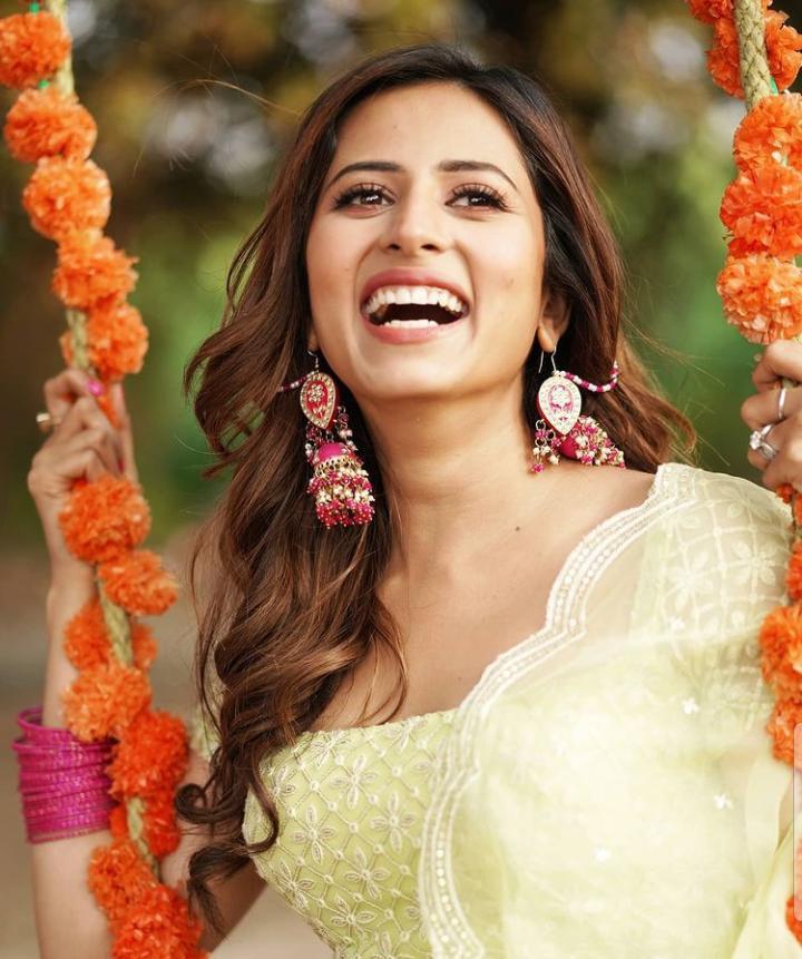 B Praak praises Sargun Mehta for being the finest actress across India