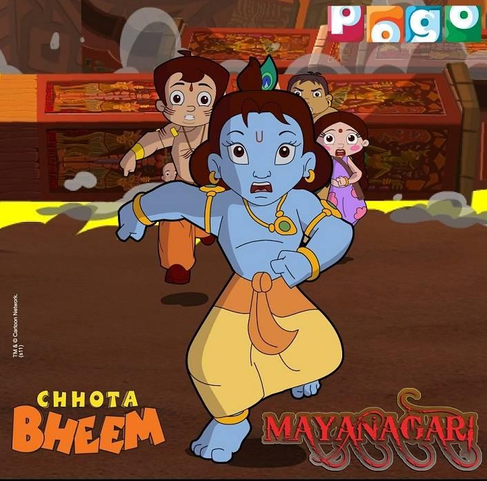 Chhota Bheem and Krishna - Unbeatable | Hindi Video - YouTube