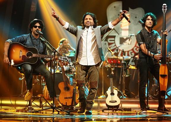 Kailasa goes unplugged on Royal Stag Mega Music MTV Unplugged