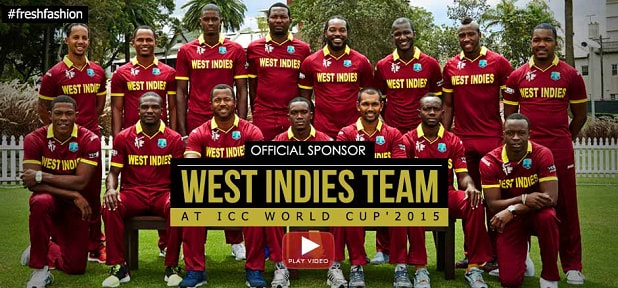 Yepme Launches Tv Campaign With The West Indies Cricket Team