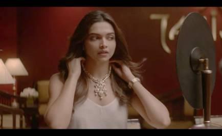 Deepika Padukone New Jewellery Ad - Deepika Padukone Age