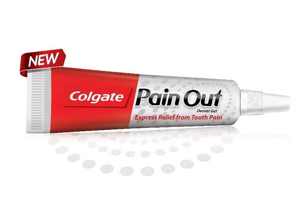 Colgate launches India's first Express Tooth Pain Relief Product