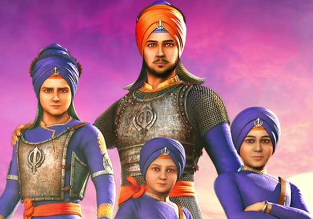 Motion Poster Chaar Sahibzaade 2 Rise Of Banda Bahadur